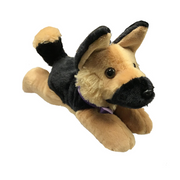 K-9 German Shepherd Stuffed Animal