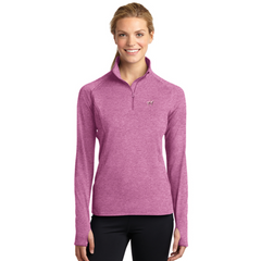Ladies' Performance Quarter Zip
