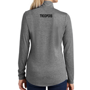 Ladies' Lightweight NYSP Quarter Zip