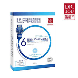 Dr Jou Six Essence Hyaluronic Acid Hydra Mask 5