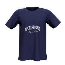 Load image into Gallery viewer, Sportrecords x VSOP Ent. Teufel T-Shirt (Dark Navy)