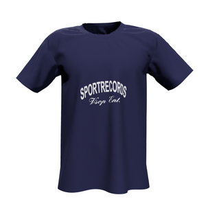 Sportrecords x VSOP Ent. Teufel T-Shirt (Dark Navy)