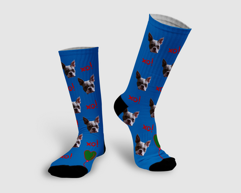 Full of Love Sock Collection - Pawpular Design