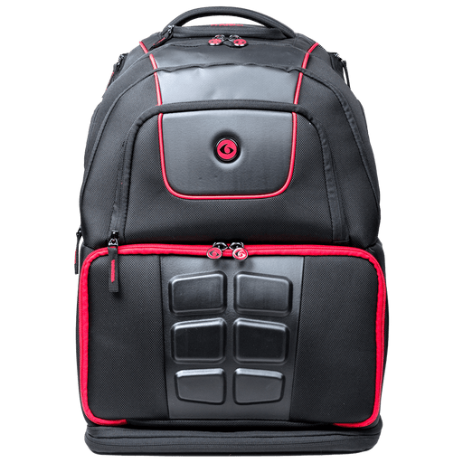 Elite Voyager 500 Backpack – Black/Red