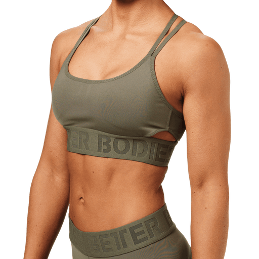 Astoria Sports Bra - Washed Green