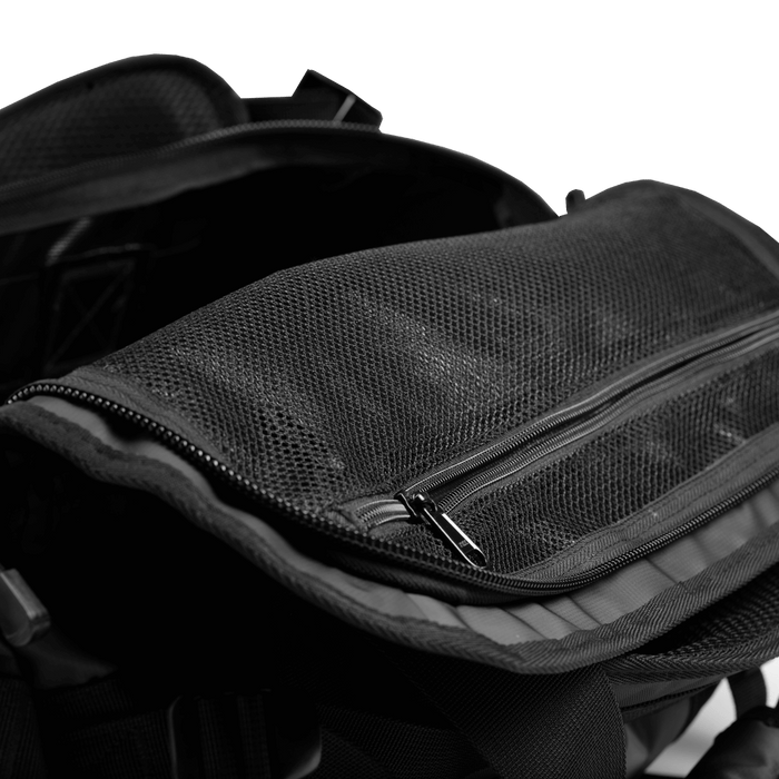 Gym Duffle Bag – Black