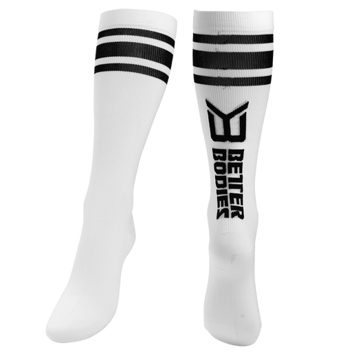 Knee Socks - White