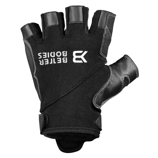 Pro Gym Gloves - Black/Black
