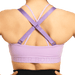 Waverly Sports Bra - Lilac