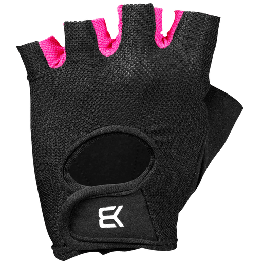 Womens Training Glove - Black/Pink