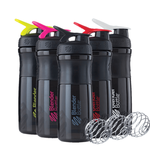 Sportmixer Black - 800ml.