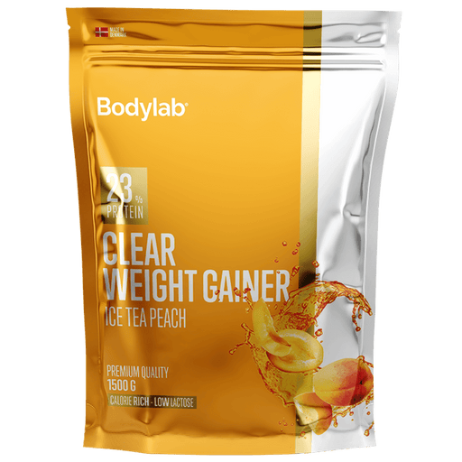 Clear Weight Gainer - 1500g.