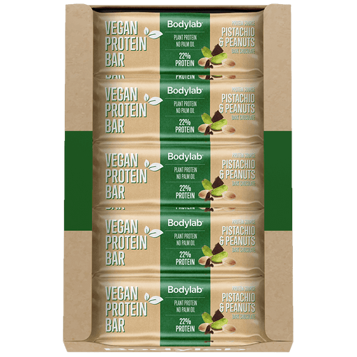 Vegan Protein Bar - 20x40g.