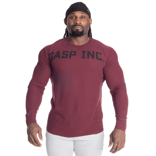 GASP Inc Thermal - Maroon