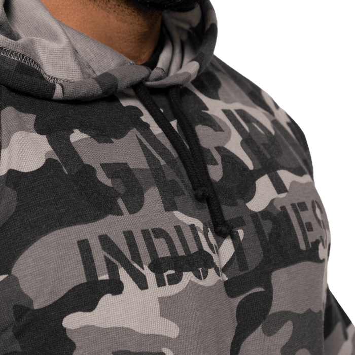Long Sleeve Thermal Hoodie - Tactical Camo