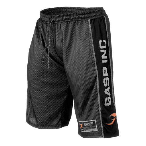 No1 Mesh Shorts - Black