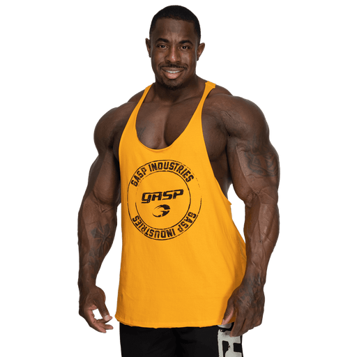 Gasp Stringer - GASP Yellow