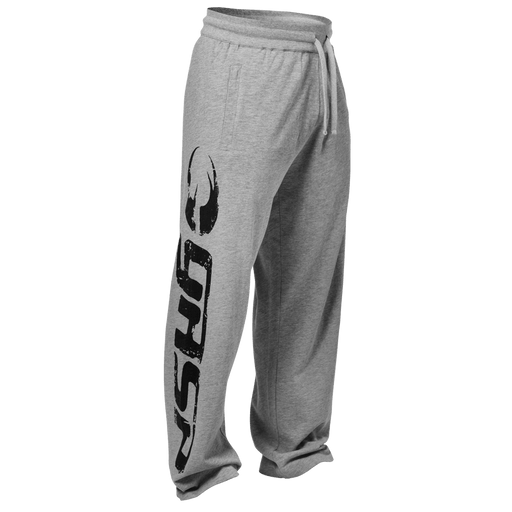 GASP Sweat Pants - Grey Melange