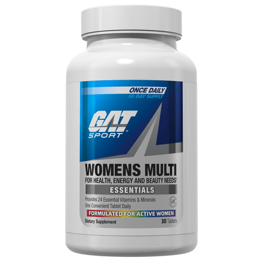 Womens Multi - 30 tabs.