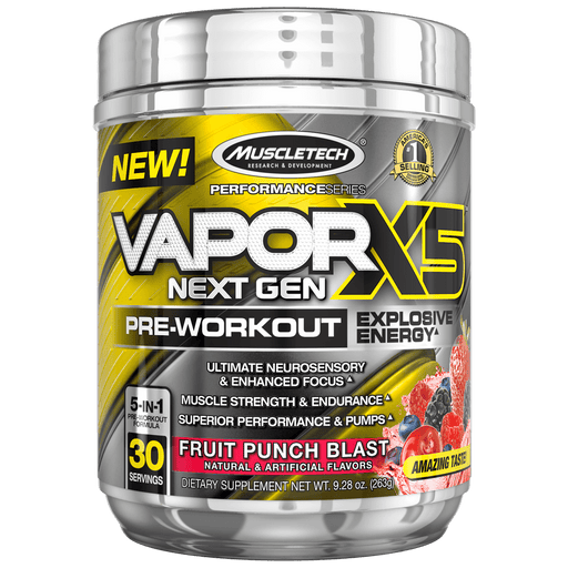 Vapor X5 Performance Series - 264g.