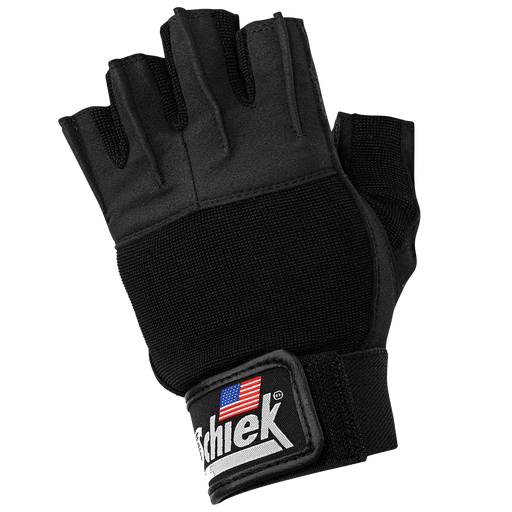 Platinum Lifting Gloves - Black