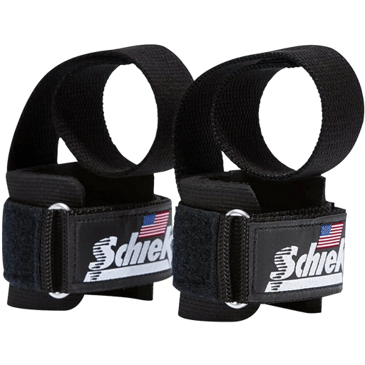 Power Lifting Straps - Black