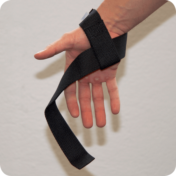 Basic Lifting Straps – Black