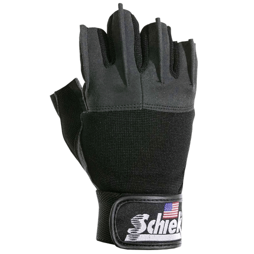 Womens Gel Gloves - Black