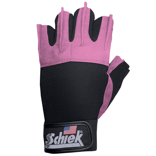 Womens Gel Gloves - Pink