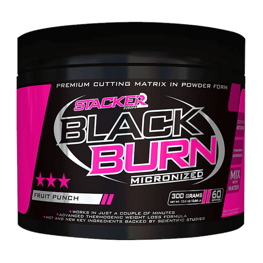 Black Burn Micronized - 300g.