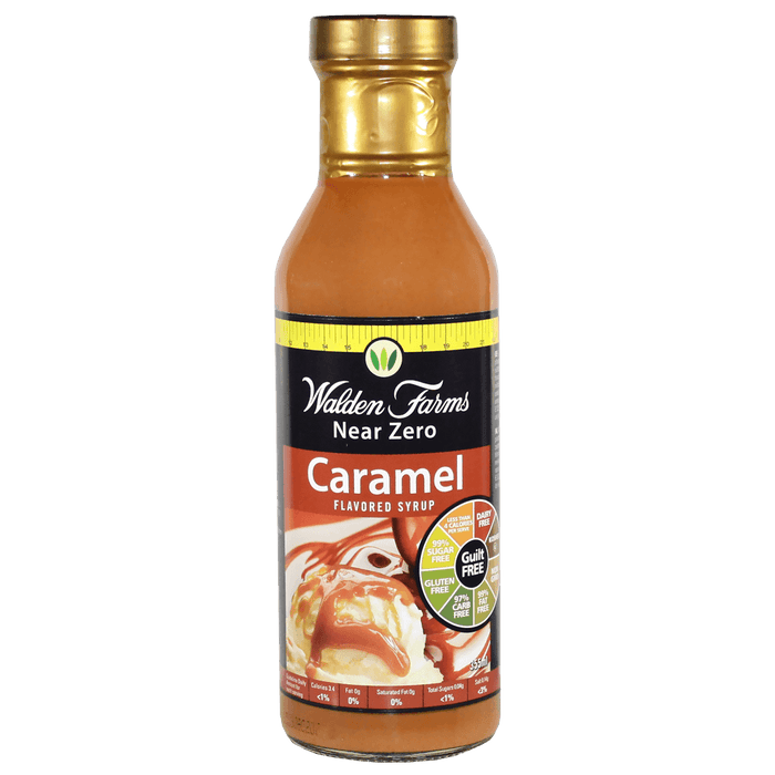 Caramel Syrup – 355ml.