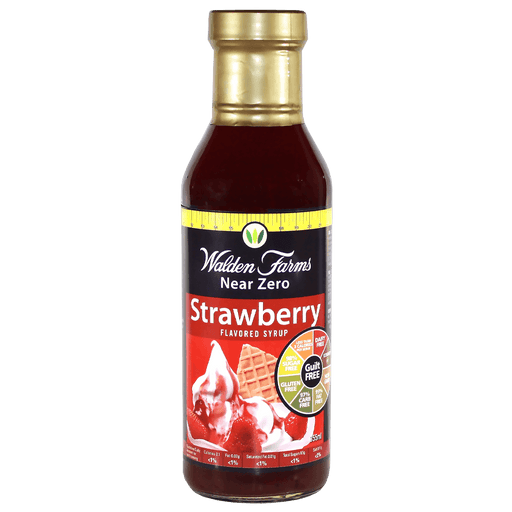 Strawberry Syrup – 355ml.