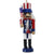 American Flag Nutcracker Ornament
