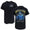 Support Our Hometown Heroes Police T-Shirt (Black)