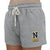 Navy Ladies Lax Logo Rally Short