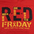 R.E.D. Friday Youth Hood (Red)