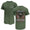 They Are Protected Eagle T-Shirt (OD Green)