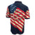 AMERICAN FLAG POLO (NAVY) 4