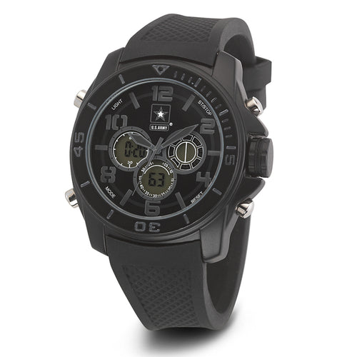 ARMY C24 MULTIFUNCTION WATCH (BLACK)