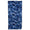 BLUE CAMOUFLAGE BEACH TOWEL (30