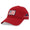 FOLDS OF HONOR USA FLAG LOW PROFILE TWILL HAT (RED) 3