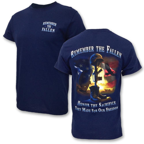 HONOR THEIR SACRIFICE T-SHIRT 7