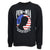 POW MIA FLAG CREWNECK (BLACK) 2