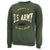 PROPERTY OF U.S. ARMY SWEATSHIRT (GREEN) 2