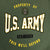 PROPERTY OF U.S. ARMY SWEATSHIRT (GREEN) 3