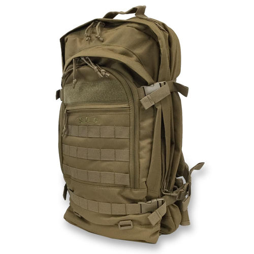 S.O.C.BUGOUT BAG (COYOTE BROWN)