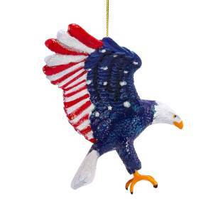 STARS AND STRIPES EAGLE ORNAMENT 3