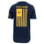 UNDER ARMOUR FREEDOM FLAG T-SHIRT (NAVY/GOLD) 4