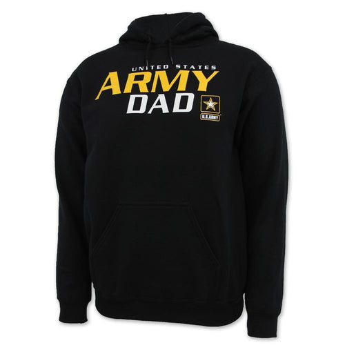 UNITED STATES ARMY DAD HOOD (BLACK)