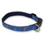 USA PUPPIE LOVE DOG COLLAR (BLUE) 2